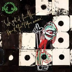 A TRIBE CALLED QUEST - We Got It From Here Thank You 4 Service CD