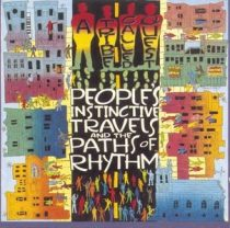 A TRIBE CALLED QUEST - People's Instinctive Travels And The Paths Of Rhythm CD