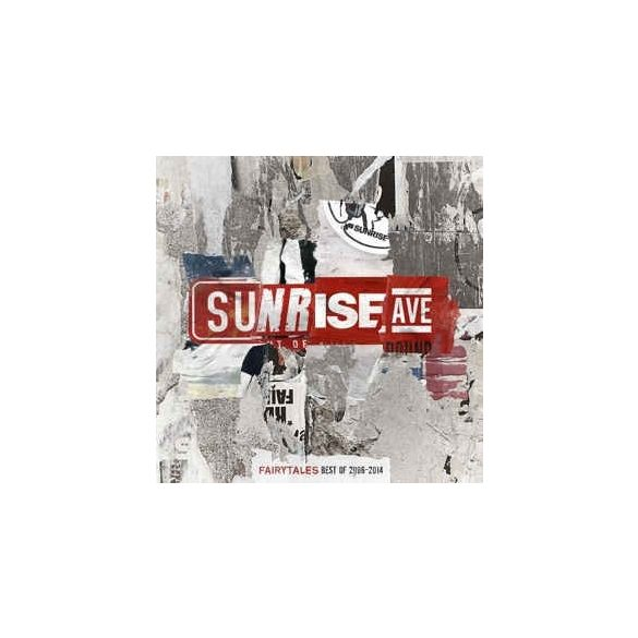 SUNRISE AVENUE - Fairytales / vinyl bakelit / 2xLP
