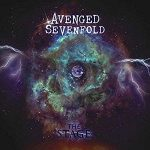 AVENGED SEVENFOLD - The Stage CD