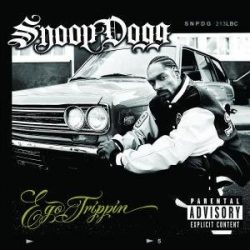 SNOOP DOGG - Ego Tippin CD