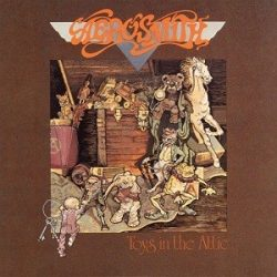 AEROSMITH - Toys In The Attic / vinyl bakelit / LP