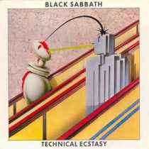 BLACK SABBATH - Technical Ecstasy / vinyl bakelit / LP