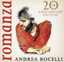 ANDREA BOCELLI - Romanza 20th Anniversary Edition CD