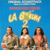 FILMZENE - La Boum 2.  CD