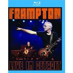 PETER FRAMPTON - Live In Detroit / blu-ray / BRD