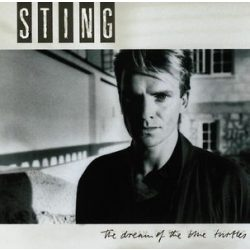 STING - The Dream Of The Blue Turtles / vinyl bakelit / LP