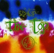 CURE - The Top / vinyl bakelit / LP