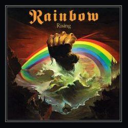 RAINBOW - Rising BORÍTÓSÉRÜLT! / vinyl bakelit / LP