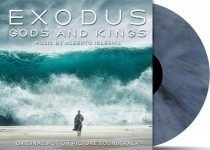 FILMZENE - Exodus Gods And Kings / vinyl bakelit / LP