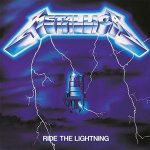 METALLICA - Ride The Lightning / Remaster 2016 / CD