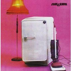 CURE - Three Imiginary Boys CD