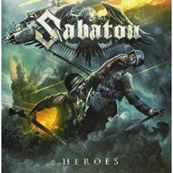SABATON - Heroes / vinyl bakelit / LP
