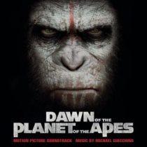 FILMZENE - Dawn Of The Planet Of The Apes / vinyl bakelit / 2xLP
