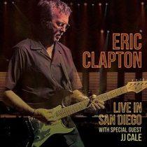 ERIC CLAPTON - Live In San Diego / vinyl bakelit / 3xLP