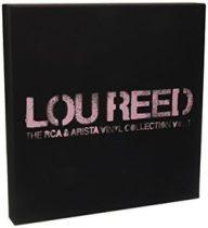 LOU REED - RCA & Arista Vinyl Collection / vinyl bakelit box / 6xLP