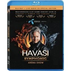 HAVASI BALÁZS - Symphonic Aréna Show / blu-ray / BRD