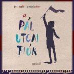 MUSICAL ROCKOPERA - A Pál Utcai Fiúk / Dés-Geszti / CD