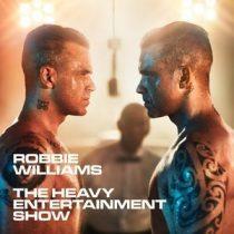 ROBBIE WILLIAMS - Heavy Entertainment Show  CD