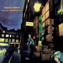 DAVID BOWIE - Rise And Fall Of  Ziggy Stardust And The Spiders From Mars CD