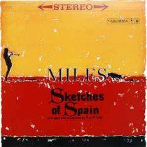 MILES DAVIS - Sketches Of Spain / vinyl bakelit / LP