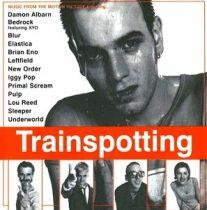 FILMZENE - Trainspotting / vinyl bakelit / 2xLP