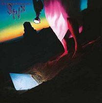 STYX - Cornerstone / vinyl bakelit / LP