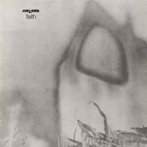 CURE - Faith / vinyl bakelit / LP