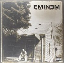 EMINEM - The Marshall Mathers LP  / vinyl bakelit / 2xLP