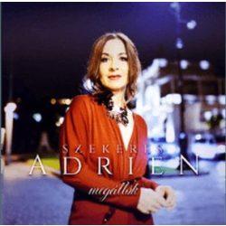 SZEKERES ADRIEN - Megállók CD