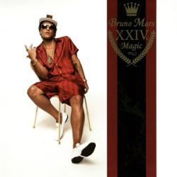 BRUNO MARS - 24k Magic / vinyl bakelit / LP