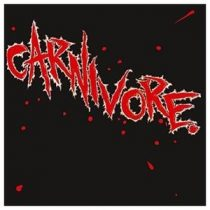 CARNIVORE - Carnivore / vinyl bakelit / LP