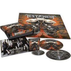 TESTAMENT - Brotherhood Of The Snake / vinyl bakelit box +cd / 2xLP