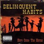 DELINQUENT HABITS - Here Comes The Horns / vinyl bakelit / 2xLP