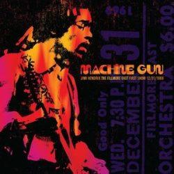 JIMI HENDRIX - Machine Gun / vinyl bakelit / 2xLP
