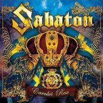 SABATON - Carolus Rex / vinyl bakelit / LP