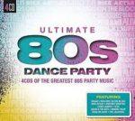 VÁLOGATÁS - Ultimate...80's Dance Party / 4cd / CD