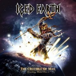 ICED EARTH - Crucible Of Man CD