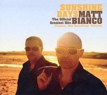 MATT BIANCO - Sunshine Days Official Greatest Hits CD