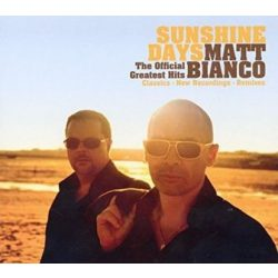 MATT BIANCO - Sunshine Days Official Greatest Hits CD