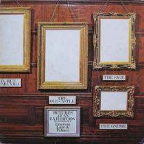 EMERSON, LAKE & PALMER - Pictures At An Exhibition / vinyl bakelit / LP