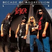 SLAYER - Decade Of Agression Live / vinyl bakelit / 2xLP