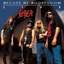 SLAYER - Decade Of Agression Live / vinyl bakelit / 2xLP