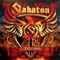 SABATON - Coat Of Arms / vinyl bakelit / LP