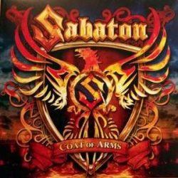 SABATON - Coat Of Arms / vinyl bakelit / LP
