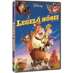 MESEFILM - A Legelő Hősei DVD
