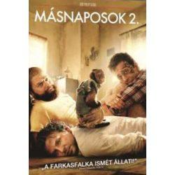 FILM - Másnaposok 2. DVD