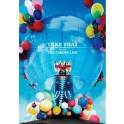 TAKE THAT - Circus /2dvd/ DVD