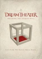 DREAM THEATER - Breaking The Fourth Wall DVD