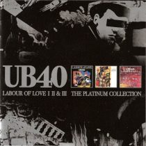 UB40 - Labour Love 1,2,3 Platinum Collection / 3cd / CD